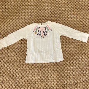 Embroidered Long Sleeve (Baby)